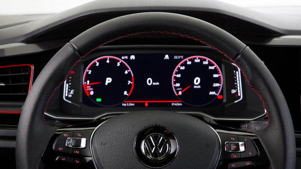 Tablero Volkswagen Polo GTS