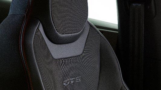 Butacas Volkswagen Virtus GTS