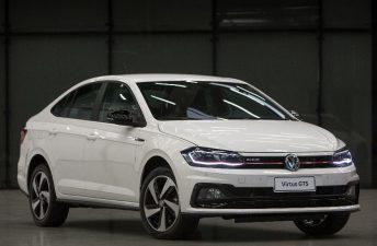 GTS: los Volkswagen Polo y Virtus deportivos