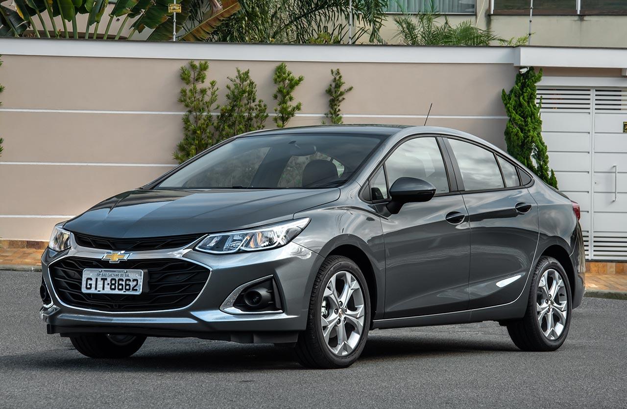 El nuevo Chevrolet Cruze suma la versión LT