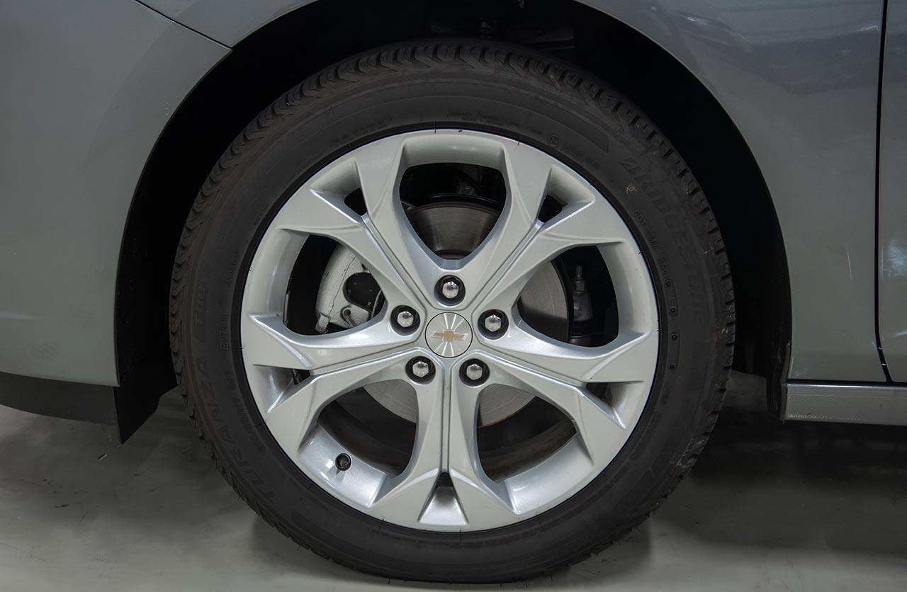 Llantas Chevrolet Cruze LT