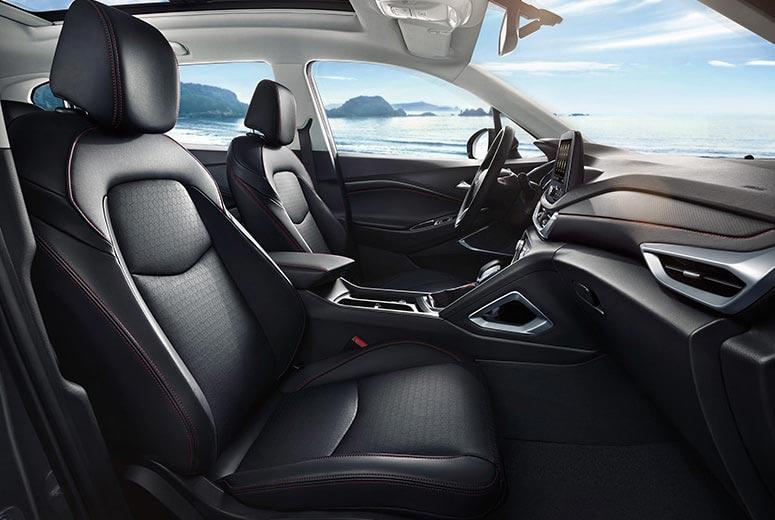 Interior Chevrolet Orlando