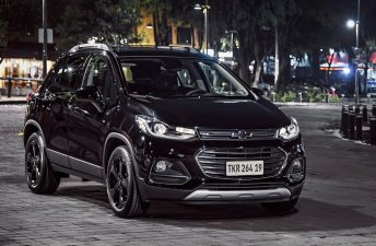 Llegó la Chevrolet Tracker Midnight