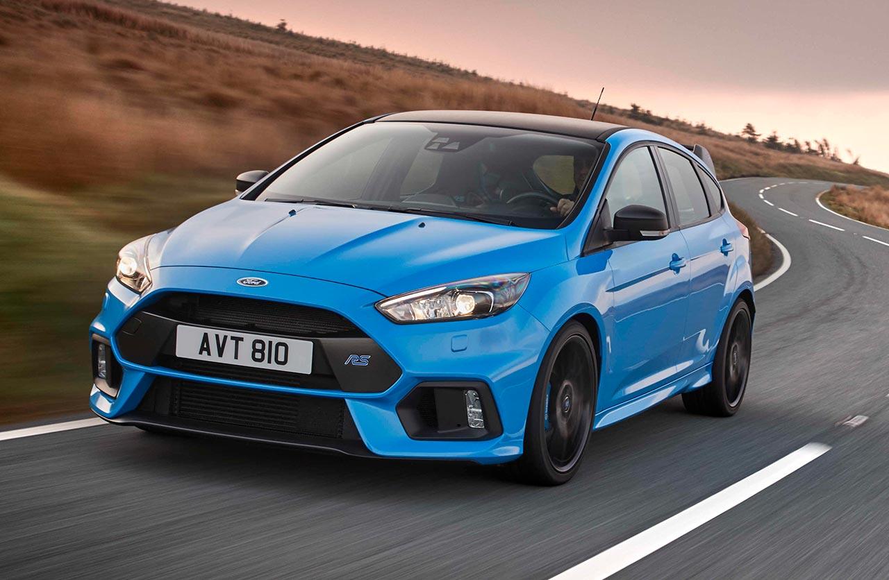 El próximo Ford Focus RS podría ser híbrido