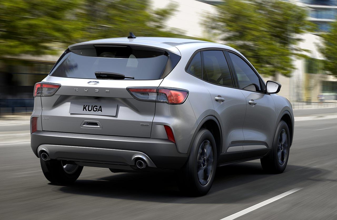 Nuevo Ford Kuga híbrido