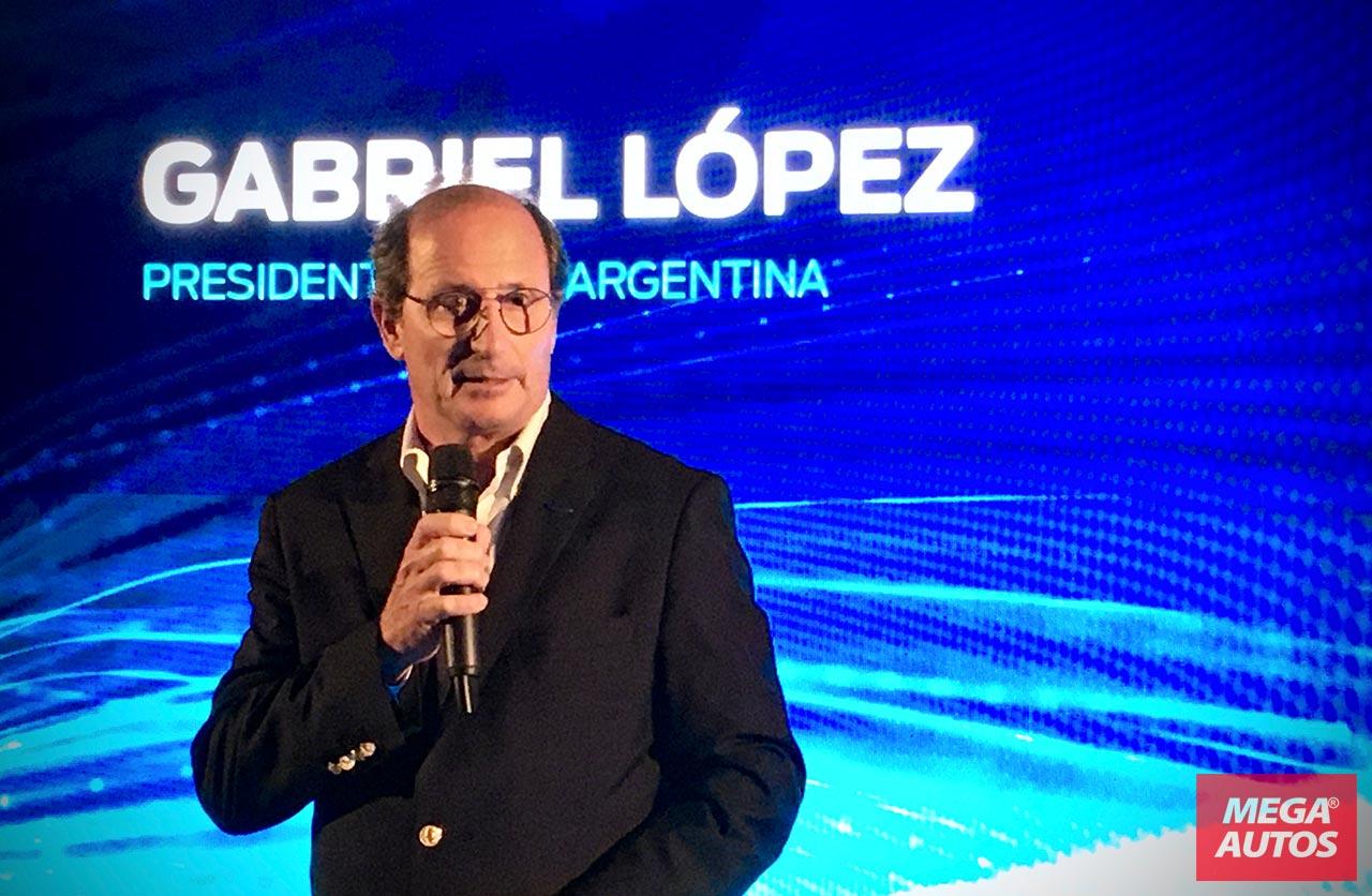 Gabriel López, Presidente de Ford Argentina