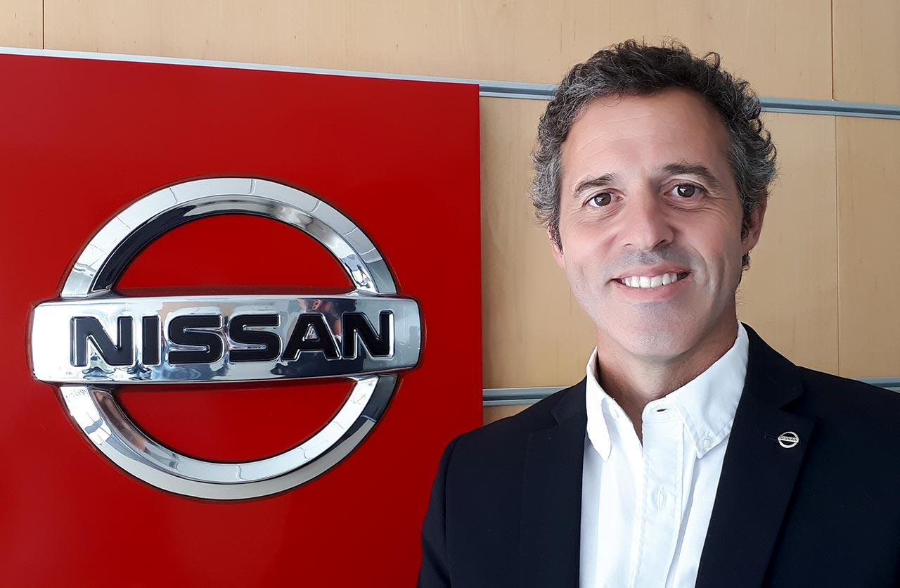 Gonzalo Ibarzábal, presidente de Nissan Argentina