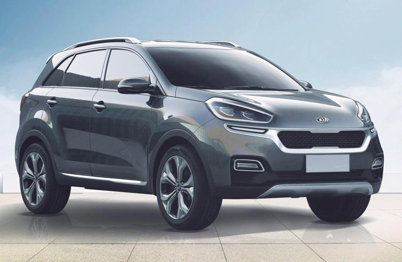 Sonet, el futuro SUV pequeño de Kia