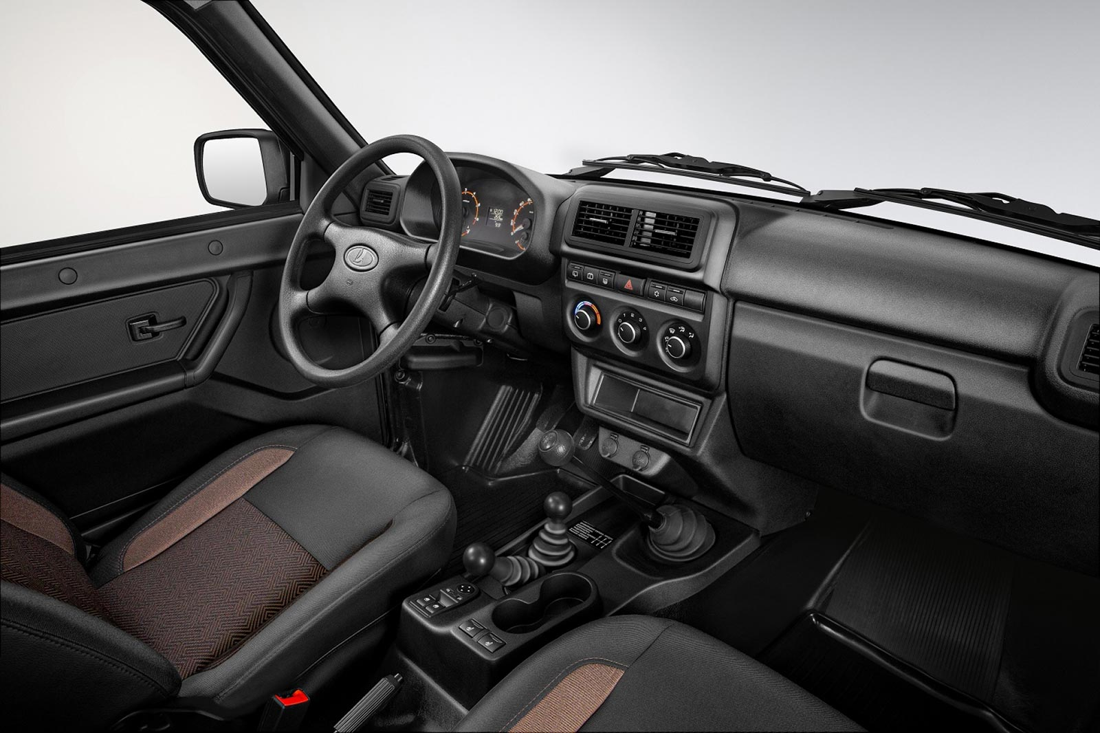 Interior Lada Niva 2020
