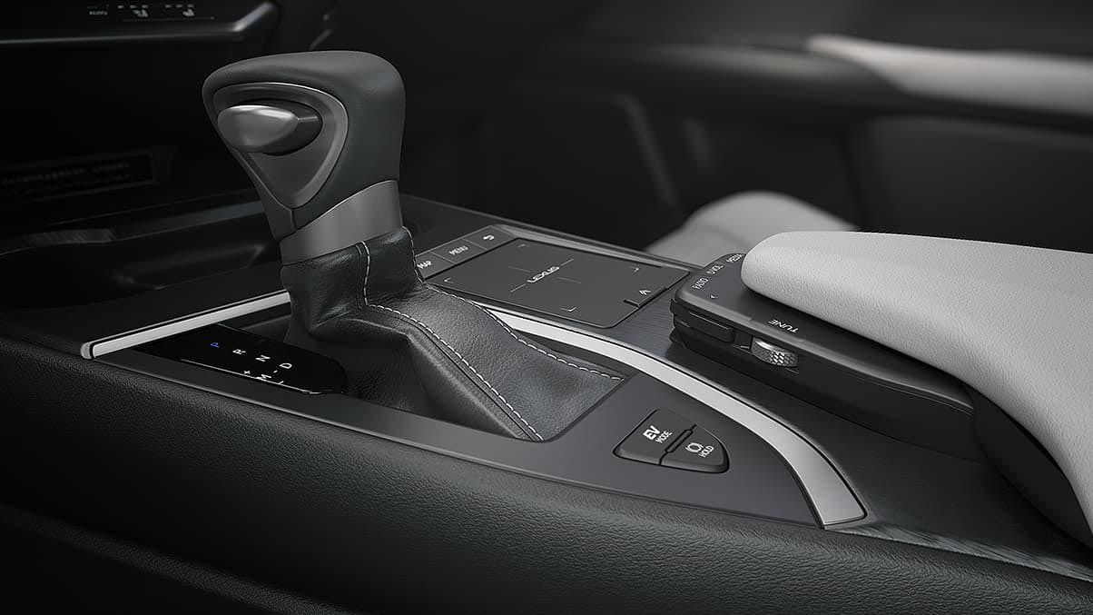 Caja automática Lexus UX