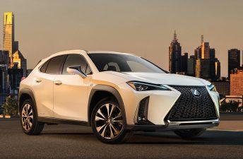 El Lexus UX ya se vende en Argentina