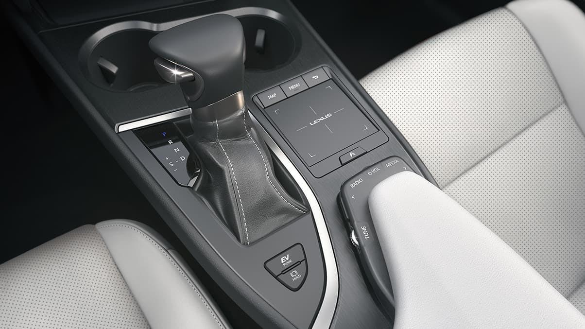 Interior Lexus UX
