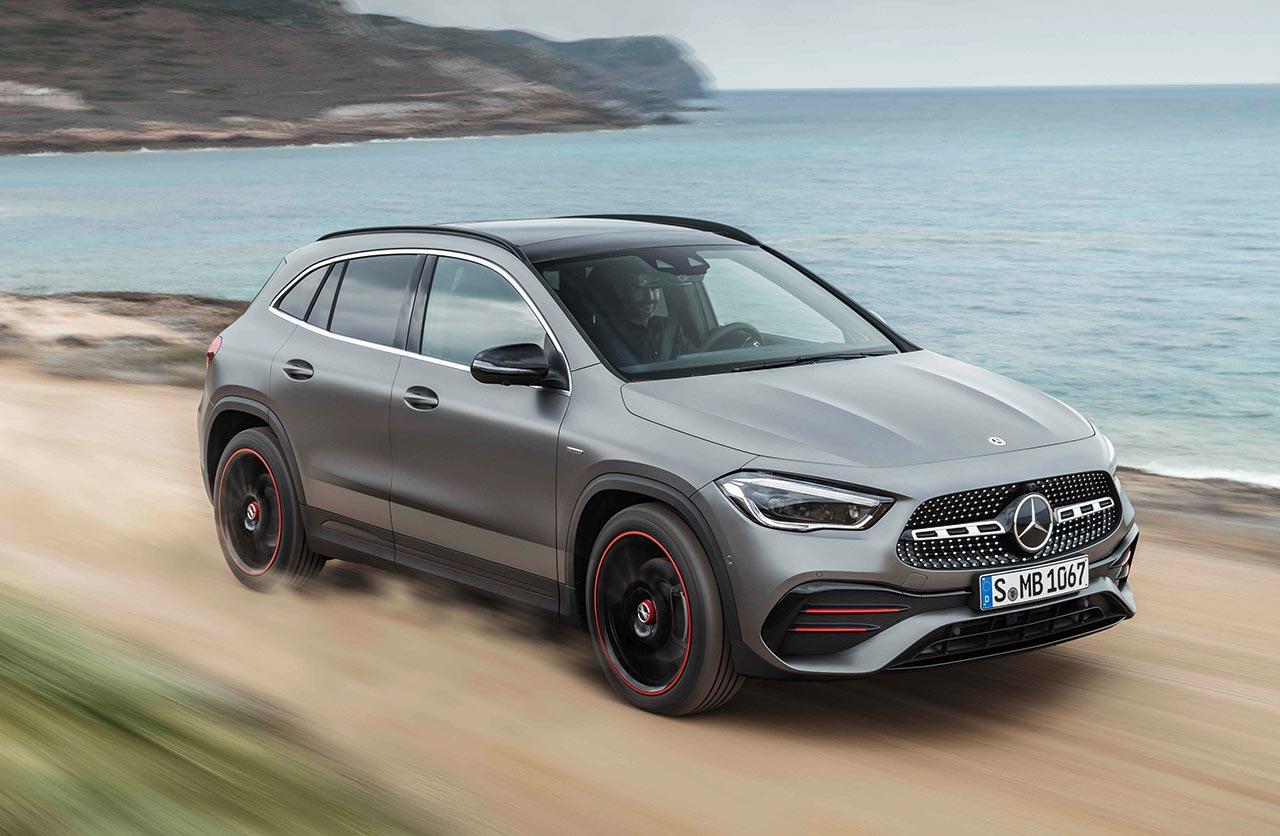 Nuevo Mercedes-Benz GLA 2021