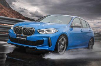 BMW lanzó el nuevo Serie 1 en Argentina