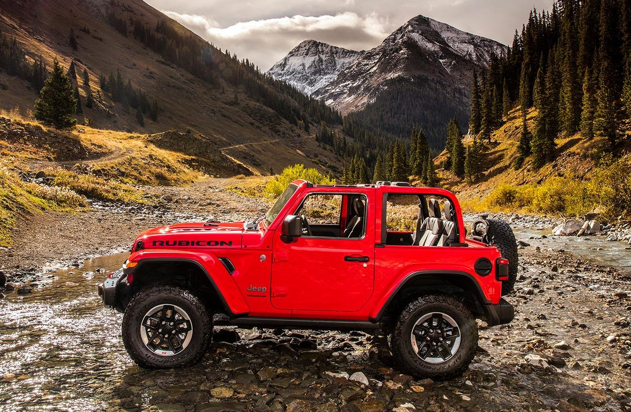 Nuevo Jeep Wrangler JL