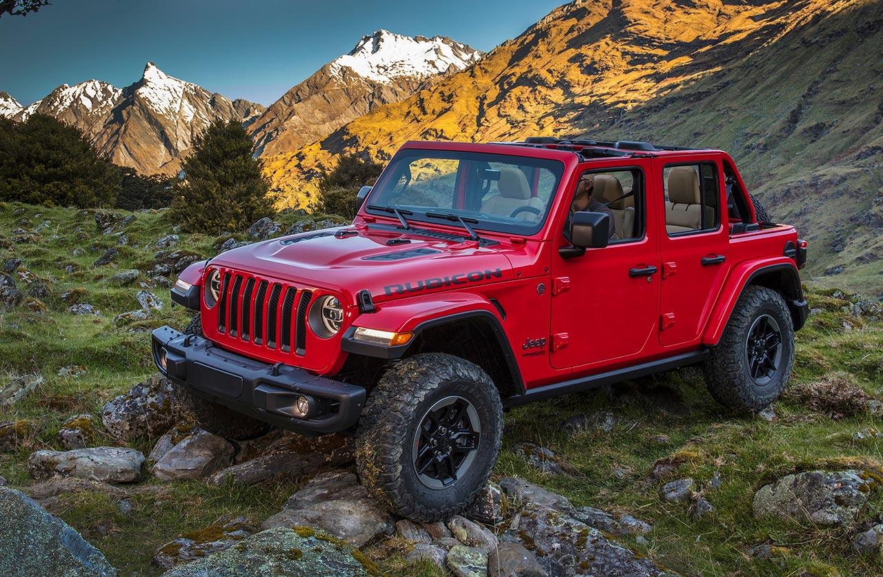 Nuevo Jeep Wrangler JL Unlimited Rubicon