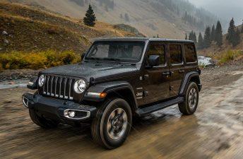 Nuevo Jeep Wrangler JL 2020 en Argentina