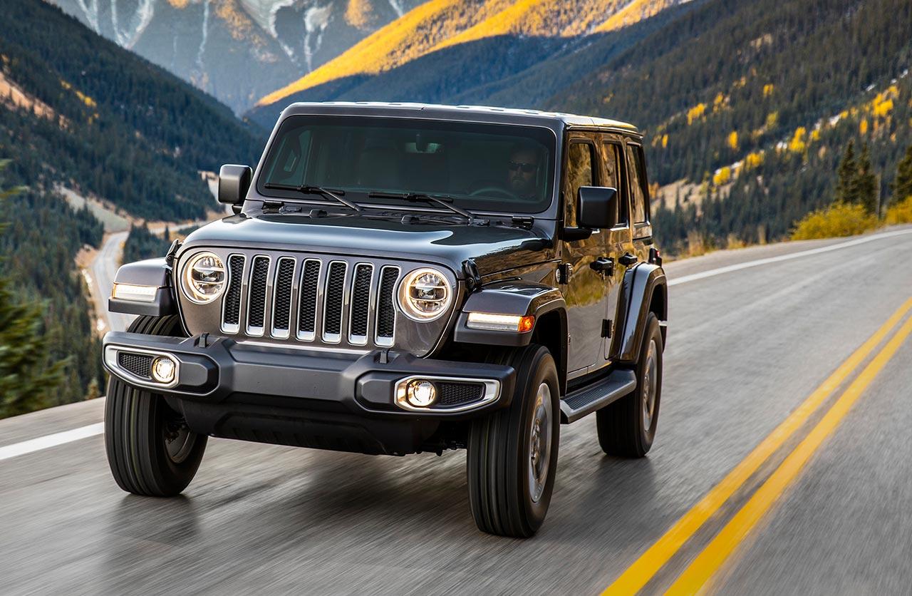 Nuevo Jeep Wrangler JL Sahara Unlimited