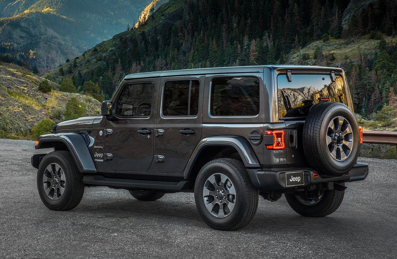 Nuevo Jeep Wrangler JL Unlimited Sahara