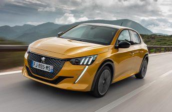 Peugeot confirmó el nuevo 208 nacional