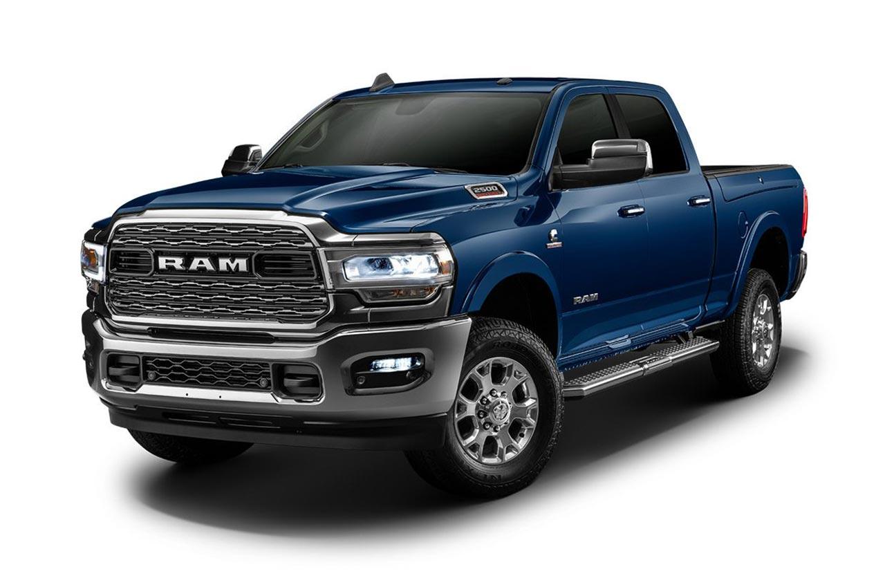 Nueva Ram 2500 Laramie 2020