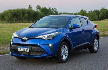 Toyota presentó el C-HR en Argentina
