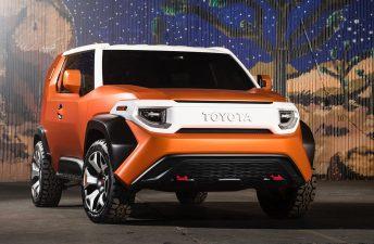 4Active: ¿un nuevo SUV pequeño de Toyota?