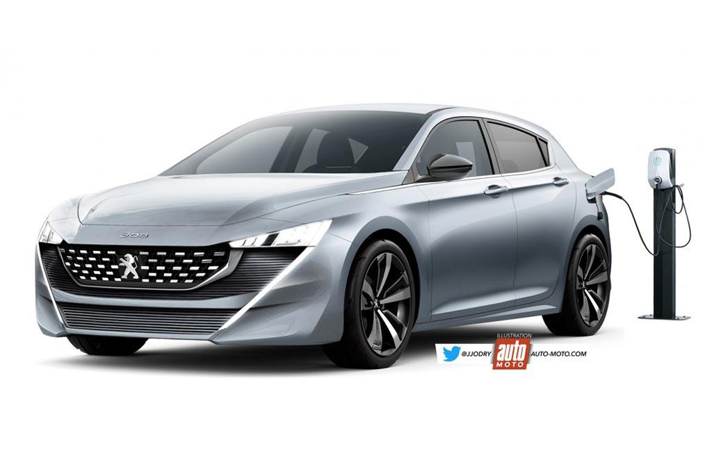 Anticipan el nuevo Peugeot 308