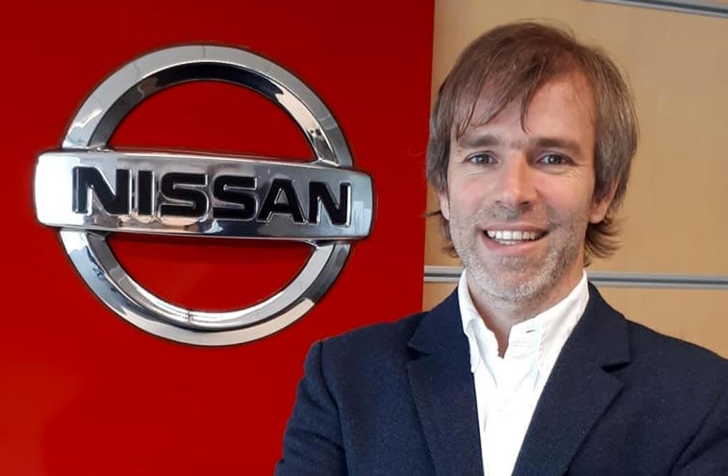 Gerónimo Bollaert es nombrado Subdirector de Desarrollo de Red y Calidad del cliente de Nissan Argentina