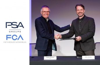Hay fusión entre Groupe PSA y FCA