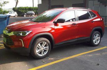 La nueva Chevrolet Tracker regional, descubierta antes de tiempo