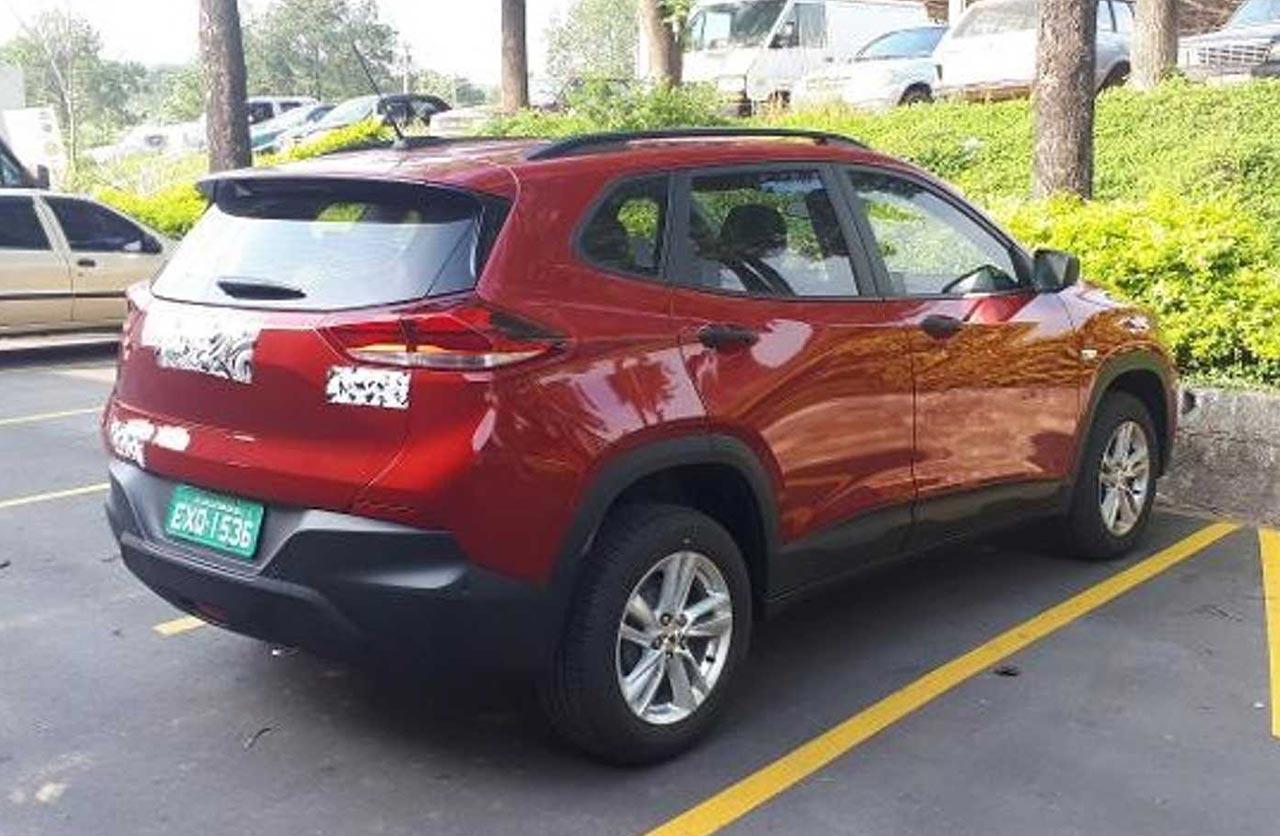 Nueva Chevrolet Tracker regional
