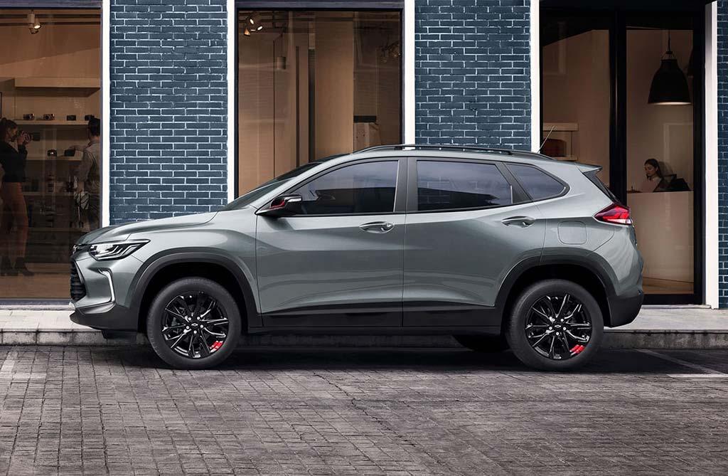 Anticipo: la evolución de la nueva Chevrolet Tracker