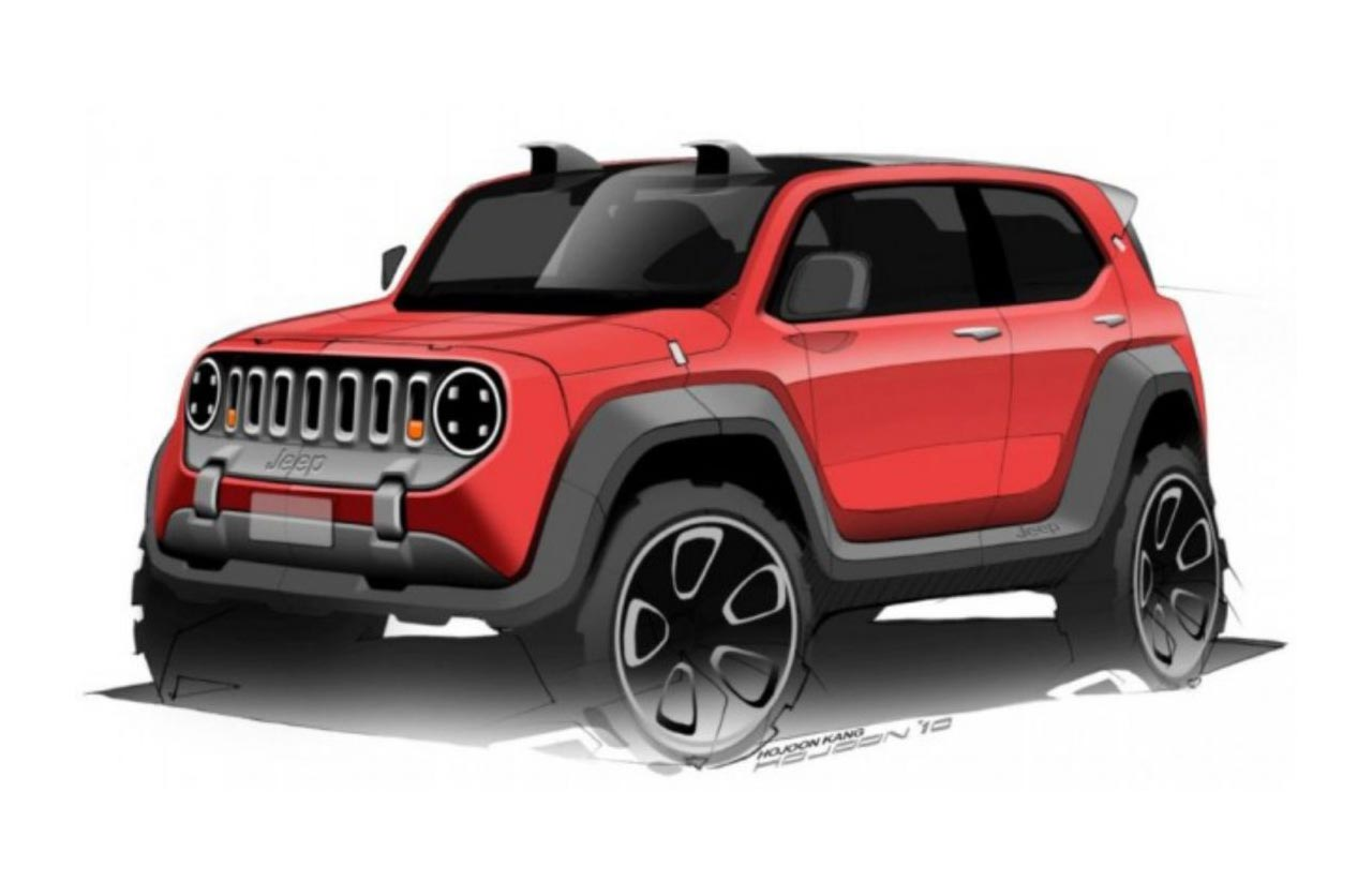 Nuevo SUV mini Jeep
