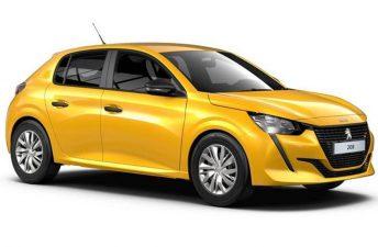 Las versiones del nuevo Peugeot 208 nacional