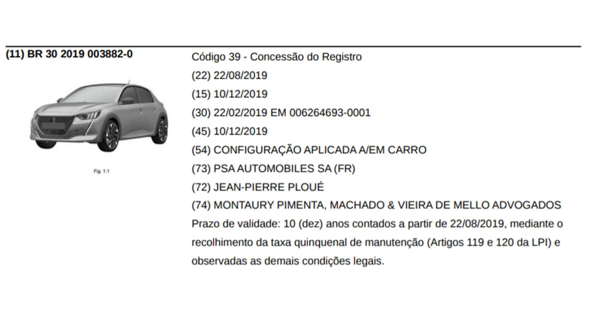 Nuevo Peugeot 208 versión full