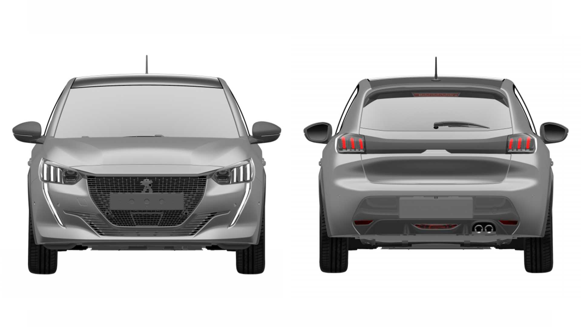 Nuevo Peugeot 208 versión top