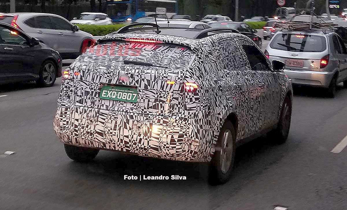 VW SUV Coupé (T-Sport) foto espía