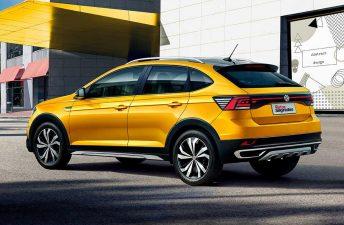 Así sería el SUV con forma de coupé de Volkswagen