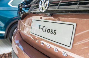 El VW T-Cross pica en punta entre los SUV