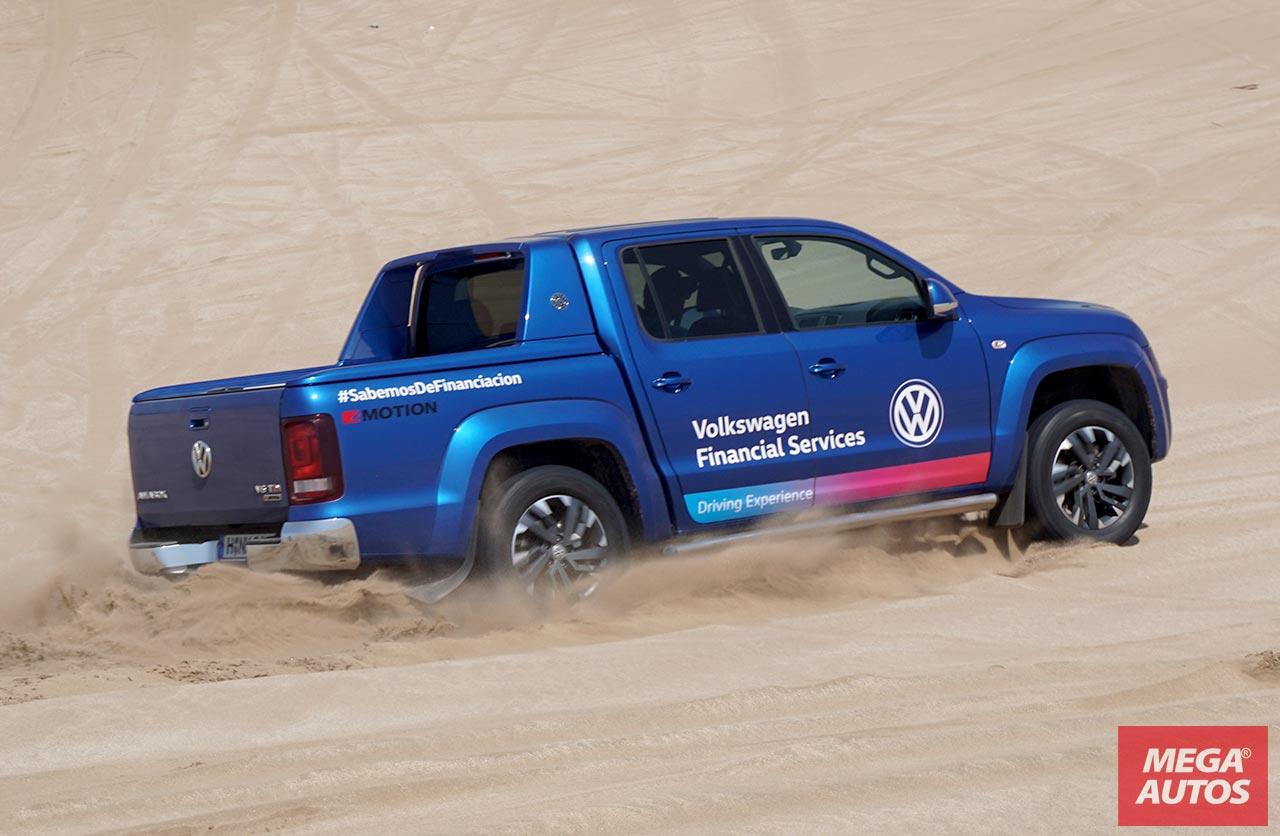 Volkswagen Amarok V6 258 CV
