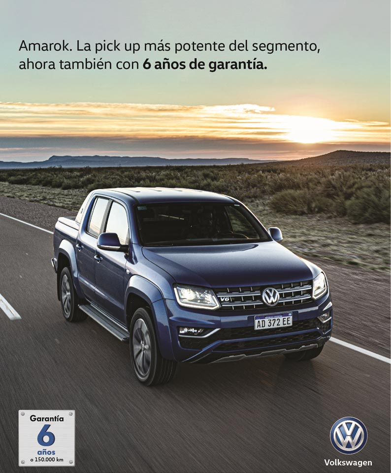 Garantía Volkswagen Amarok