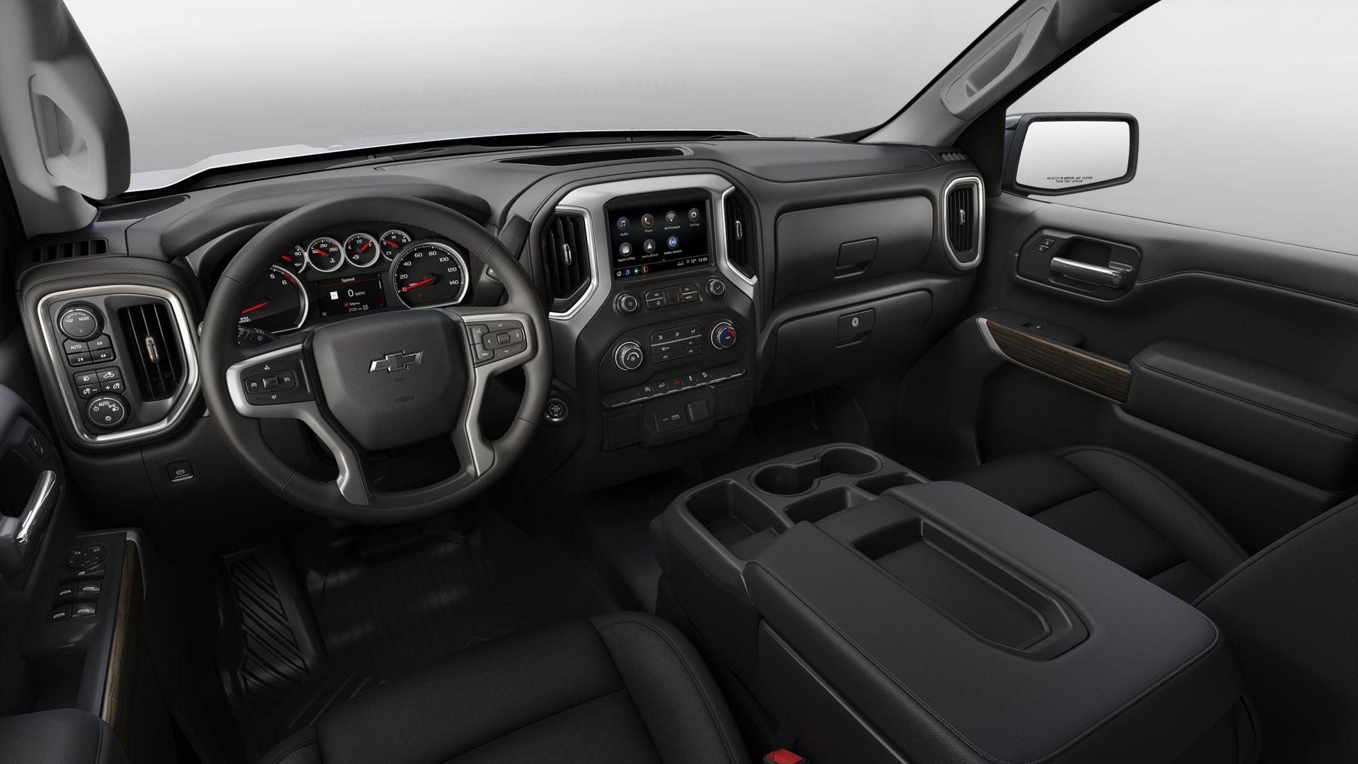 Interior Chevrolet Silverado Trail Boss Z71