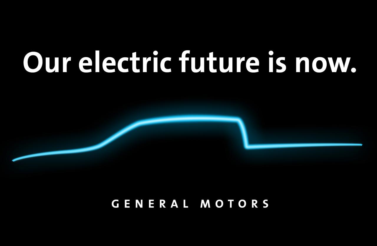 General Motors apuesta por las pick ups eléctricas