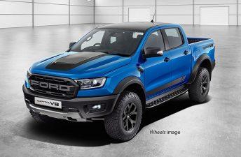Ford Ranger Raptor, ¿con el V8 del Mustang?