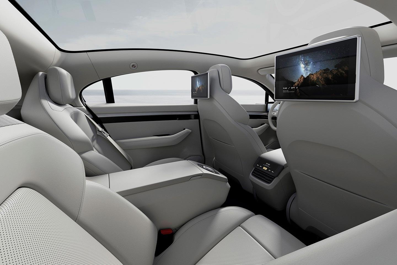 Interior Sony Vision-S