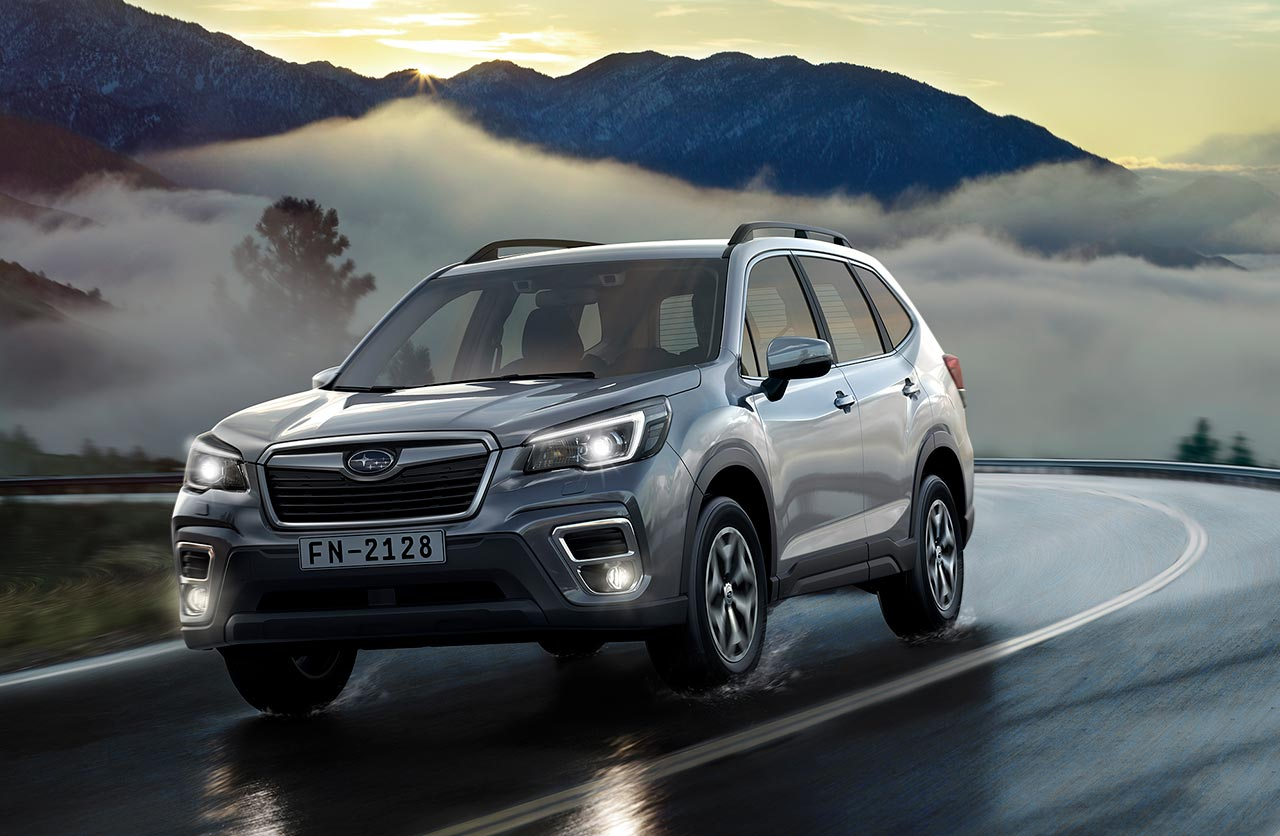 Subaru y un balance de año positivo