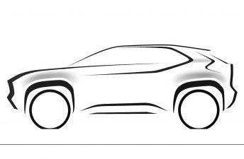 Oficial: Toyota tendrá un nuevo SUV pequeño
