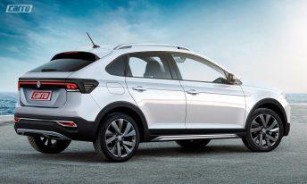 Volkswagen Nivus: la clave del diseño exterior