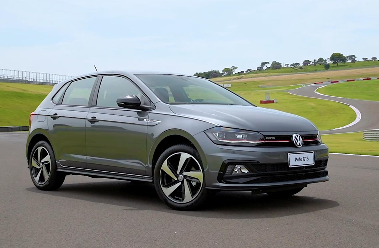 El Volkswagen Polo GTS, más cerca